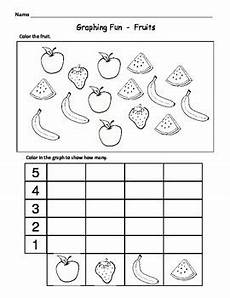 kindergarten math graphs fun easy graph worksheets by