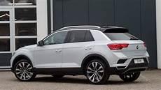 Volkswagen New T Roc Style 2018 White Silver 19 Inch