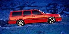 when volvo built a turbo five cylinder performance station