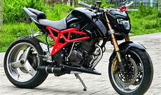 Modif Tiger Revo by Modifikasi Honda Tiger Revo Terbaru Myotomotif