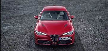 Alfa Romeo Giulia If Ferrari Did Saloon Cars  The
