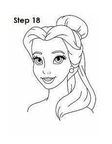 how to draw elsa easy step 8 doodles drawings