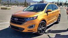 2015 Ford Edge Sport Ecoboost Challenge The Ignition