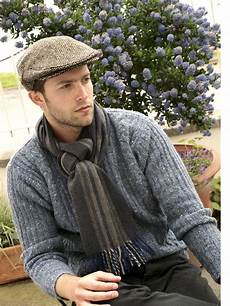 tweed hanly caps and lambswool scarves