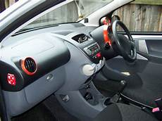 Peugeot 107 New Interior Glove Box Cover And Colour Coded