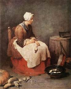 The Kitchen Jean Baptiste Simeon Chardin by Pin By Collagista On Figure