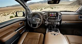 2020 Nissan Titan Preview Pricing Release Date  CarsDirect