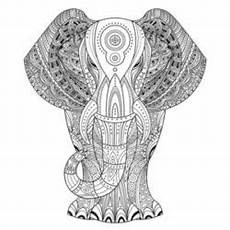 Malvorlagen Mandala Elefant Malvorlage Elefant Mandala Coloring And Malvorlagan