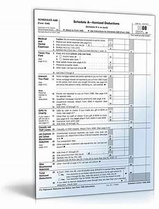 2008 schedules a b form 1040 form to download