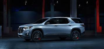 2018 Chevrolet Traverse Redline For Sale In Youngstown OH