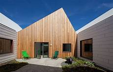 Moderne Holzfassade F 252 R Ihr Haus Einladend Und