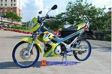 Modif Satria Fu Harian by Modifikasi Satria Fu 2014 Bekasi Thailook Harian