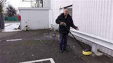 brosse de terrasse karcher karcher utilisation d un t racer pour nettoyer une