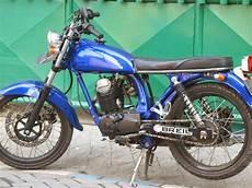 Harga Motor Cb Modifikasi Harley by Foto Modifikasi Cb 125 Glatik Racing Klasik