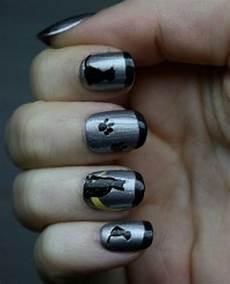 emo nail art emo nail art halloween nails holiday nail art