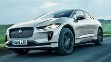 Jaguar I Pace Top Gear