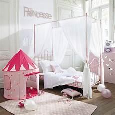 letti a baldacchino per ragazze letto a baldacchino rosa in metallo 90x190 cm room