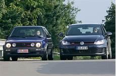 Vw Golf 2 Gti G60 Golf 7 Gti Gebrauchtwagen Test