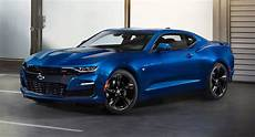 Camaro Ss Gas Mileage gas mileage for facelifted 2019 camaro v6 ss inexplicably