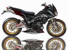 Modifikasi Honda Cs1 Touring by Modifikasi Motor Honda Beat Touring Thecitycyclist