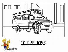 emergency services vehicles colouring pages 16512 service transportation coloring cars trucks free