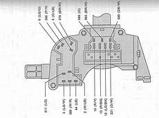 ford multifunction switch diagram replace multi function switch and interior crownvic net