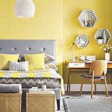 Yellow And Grey Wallpaper Bedroom Ideas by Bedroom Colour Schemes Colourful Bedrooms Bedroom Colours