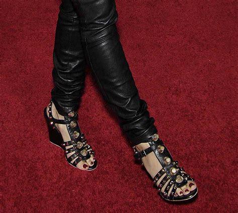 Cynthia Rhodes Feet