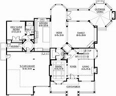 house plans with large kitchen island gourmet kitchen with oversized island 23193jd
