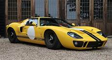 New To Classic Driver 1965 Ford Gt40 The Grand Prix