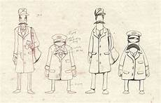 100 modern character design sheets you need to see