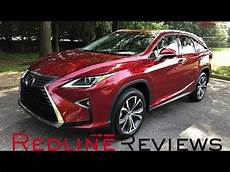 2019 lexus 350l 2019 lexus rx 350l stretched to the max