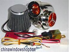 Electric Supercharger Turbocharger Turbo Motorcycle S