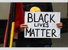 black lives matter movement facts