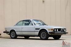 1974 Bmw E9 3 0 Cs Sunroof Coupe No Reserve Complete