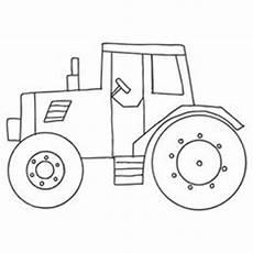 ausmalbilder malvorlagen traktor kostenlos zum