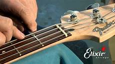 Setting Up Your Bass Guitar Nut Height Adjustment