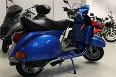Vespa Px 200 E Lusso Blau