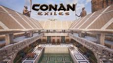 Free Kitchen Floor Plans Exles by Conan Exiles Aquilonian Bath House Speed Build