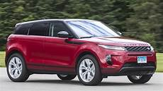 2020 land rover range rover evoque consumer reports