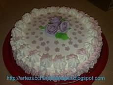 decorazioni torte con panna montata torte decorate con panna colorata