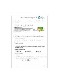 year 6 algebra worksheets uk 8611 investigate numbers and shapes using algebra 1 algebra maths worksheets for year 6 age 10 11