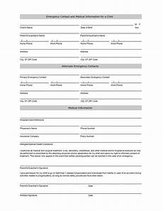 employee emergency contact printable form pictures to pinterest pinsdaddy