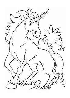 Unicorn Malvorlagen Kostenlos Vollversion Unicorn Coloring Pages For