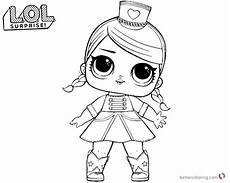lol coloring pages majorette free printable