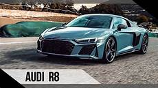 audi r8 2019 test review fahrbericht motorwoche mowo performance quattro youtube