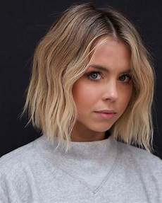 10 easy wavy bob hairstyles with balayage 2020 female