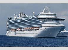 ruby princess cruise ship videos