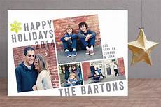 breaking the grid by aspacia kusulas at minted com holiday photo cards christmas photo cards