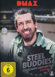 Steel Buddies Staffel 4 Stahlharte Gesch 228 Fte 2 Dvds